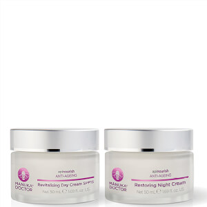 Manuka Doctor Day and Night Bundle (Worth £49.98)