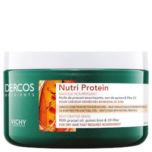 Vichy Dercos Nutri Protein maschera ristrutturante 250 ml