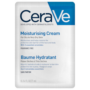 CeraVe Moisturising Cream Sample 7ml (Free Gift)
