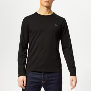 Polo Ralph Lauren Men's Long Sleeved T-Shirt - Polo Black