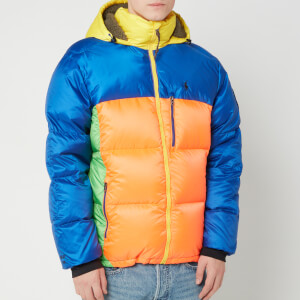 Polo Ralph Lauren Men's Sportsman Jackson Down Jacket - Multi