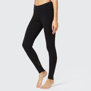 M-Life Women's Peace Leggings - Black