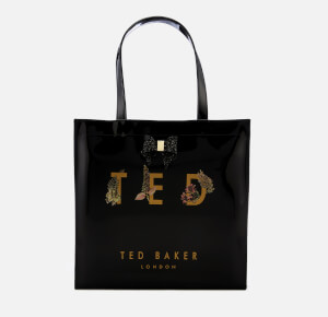 Ted Baker Women's Miacon Pirouette Ted Letters Large Icon - Black