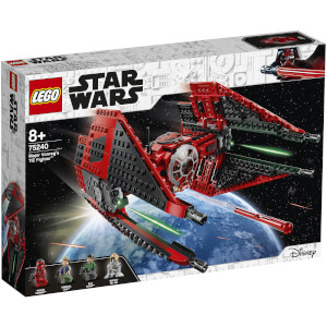 LEGO Star Wars Classic: Major Vonregs TIE Fighter™ 75240