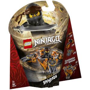 LEGO Ninjago: Spinjitzu Cole (70662)