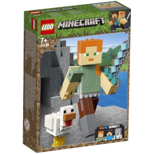 LEGO Minecraft: Minecraft Alex Bigfig with Chicken (21149)