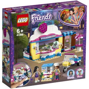 LEGO Friends: Olivia's Cupcake Café (41366)