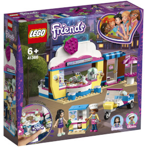 LEGO® Friends: Le Cupcake Café d'Olivia (41366)