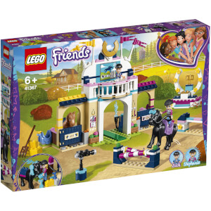 LEGO Friends: Stephanie's Horse Jumping 41367