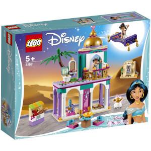LEGO Disney Princess: Aladdin and Jasmine's Palace Adventures (41161)