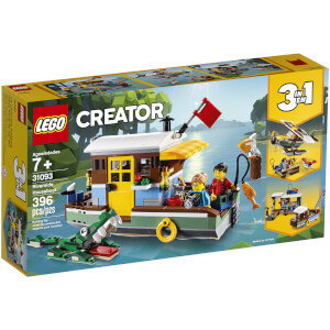 LEGO® Creator 3-in-1-Sets: Hausboot (31093)