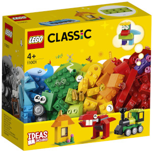LEGO Classic: Bricks and Ideas: Construction Toy (11001)