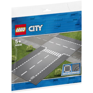 LEGO City Supplementary: Straight and T-Junction (60236)