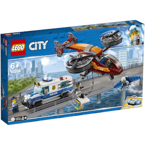 LEGO City Police: Polizei Diamantenraub 60209