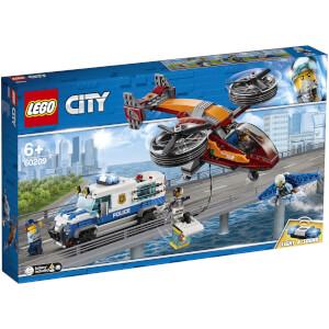 LEGO City Police: Luchtpolitie diamantroof (60209)