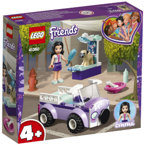 LEGO® Friends: La clinique vétérinaire mobile d'Emma (41360)