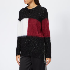Tommy Hilfiger Women's Icon Talila Flag Jumper - Multi