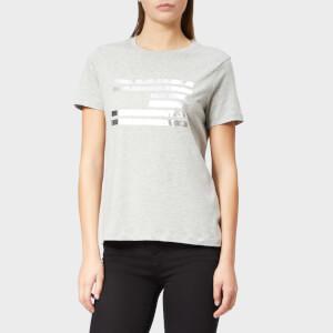 Tommy Hilfiger Women's Icon T-Shirt - Grey