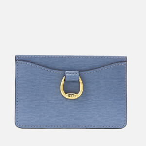 Lauren Ralph Lauren Women's Bennington Small Mini Card Case - Blue Mist