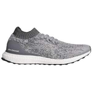 adidas Men's Ultra Boost Uncaged Running Shoes - Grey Two