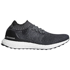 adidas Women's Ultraboost Uncaged Running Shoes - Carbon/Black