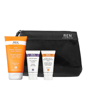 REN lookfantastic Exclusive Gift (Free Gift) (Worth £29.10)