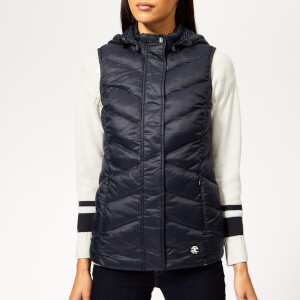 Barbour Women's Seaward Gilet - Navy