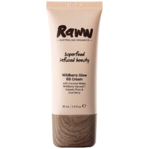 RAWW Glow BB Cream 30ml (Various Shades)