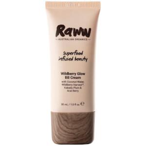 RAWW Glow BB Cream 30ml (Various Shades)