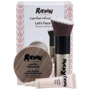 RAWW Lets Face It Mineral Starter Kit (Various Shades)