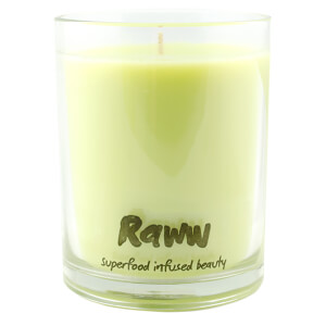RAWW Super Fragrant Candle - Coconut Lime - 240g