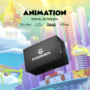 My Geek Box - Box Animation - Femme - M