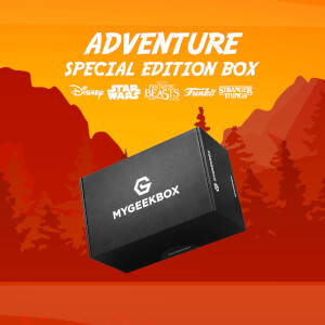My Geek Box - Adventure Box - Männer - XXXL