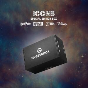 My Geek Box - Box ICONS - Femme - L