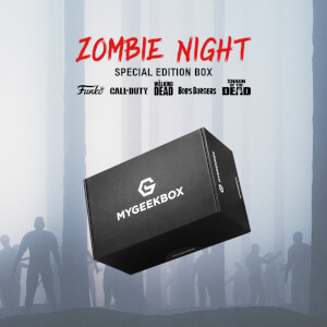 My Geek Box - Zombie Night Box - Women's - M