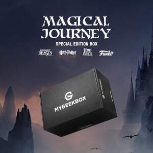 My Geek Box - Magical Journey Box - Women's - XXL