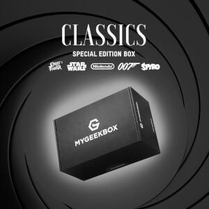 My Geek Box - CLASSICS Box  - Men's - XL
