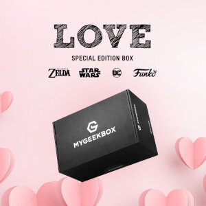 My Geek Box - LOVE Special Edition Box - Women's - L