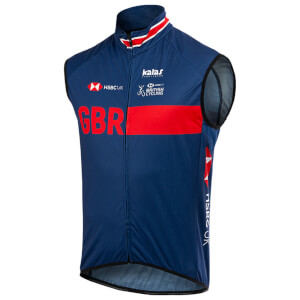 Kalas GBR Replica Training Gilet - Blue