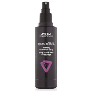 Spray Acelerador de Secagem Speed of Light da Aveda