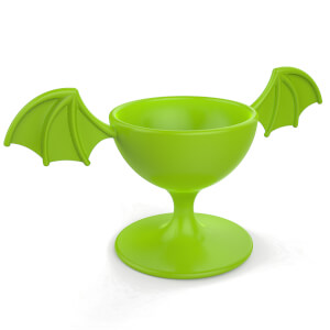 Cookut ZOO Dragon Egg Cup - Vert from I Want One Of Those