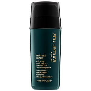 Sérum Ultimate Reset da Shu Uemura Art of Hair 30 ml