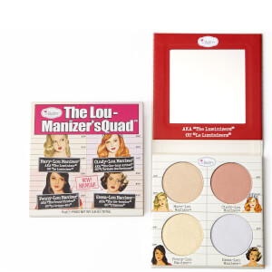 theBalm The Lou-Manizers' Quad (Worth £26.75)