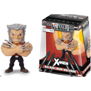 "Jada Metal Diecast 4"" Figure Marvel X-Men - Old Man Logan"