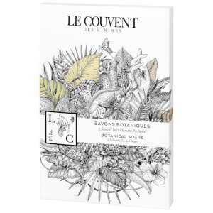 Le Couvent des Minimes Botanical Soaps (Worth £25.00)