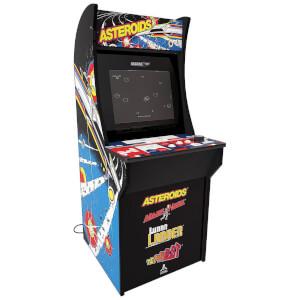Sambro Arcade 1Up Atari: Asteroids, Tempest, Major Havoc, Lunar Landing At Home Arcade Machine