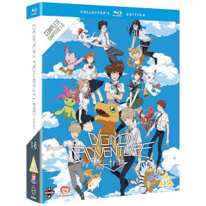 Digimon Adventure Tri: The Complete Movie Collection
