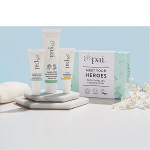 Pai Skincare Try Pai: Heroes Kit (Free Gift)