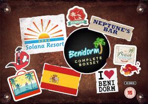 Benidorm - Complete Boxset