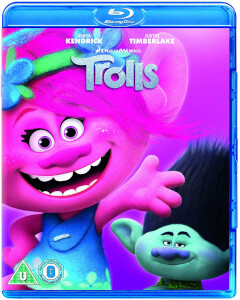 Trolls (2D) - 2018 Artwork Refresh